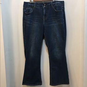 Lane Bryant High Rise Bootcut Jeans